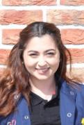 Dilara Noyan - Auszubildende zur medizinischen Fachangestellten
